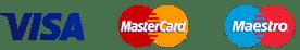 Credit Card Visa Mastercard Maestro Casino