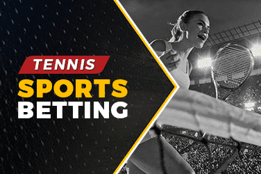 Bet on Tennis online and on your mobile at Mobile Wins