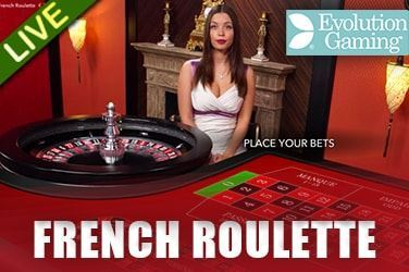 French Roulette Live